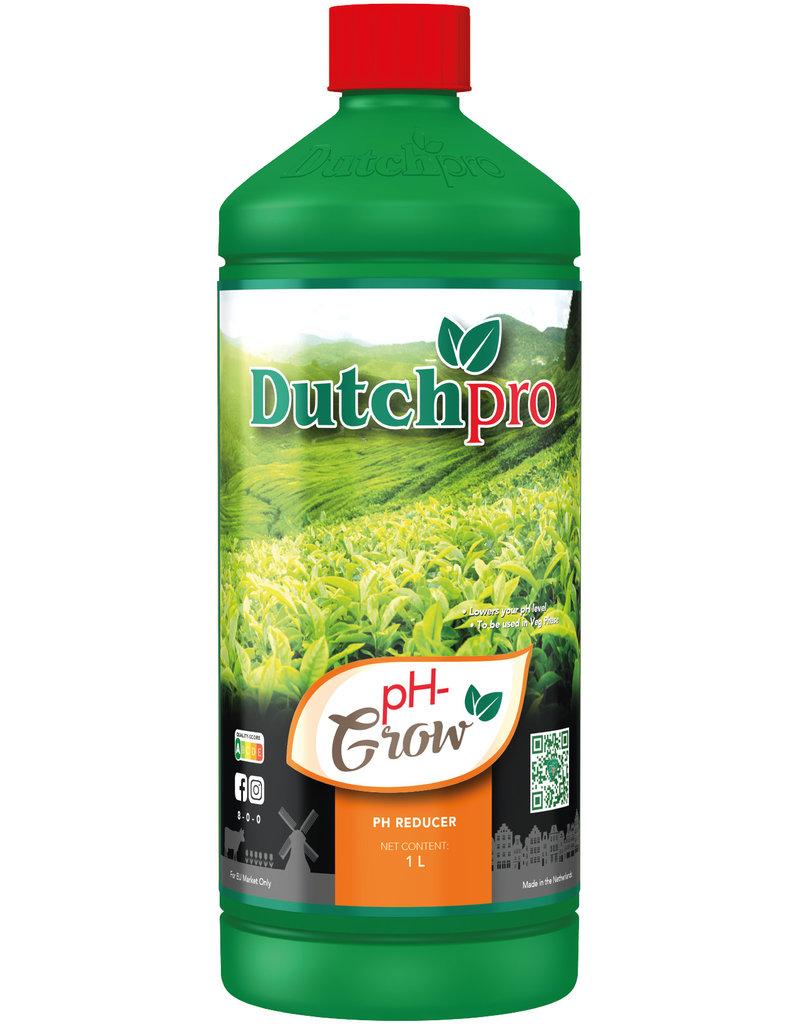 Dutchpro DutchPro pH - Grow 1 ltr