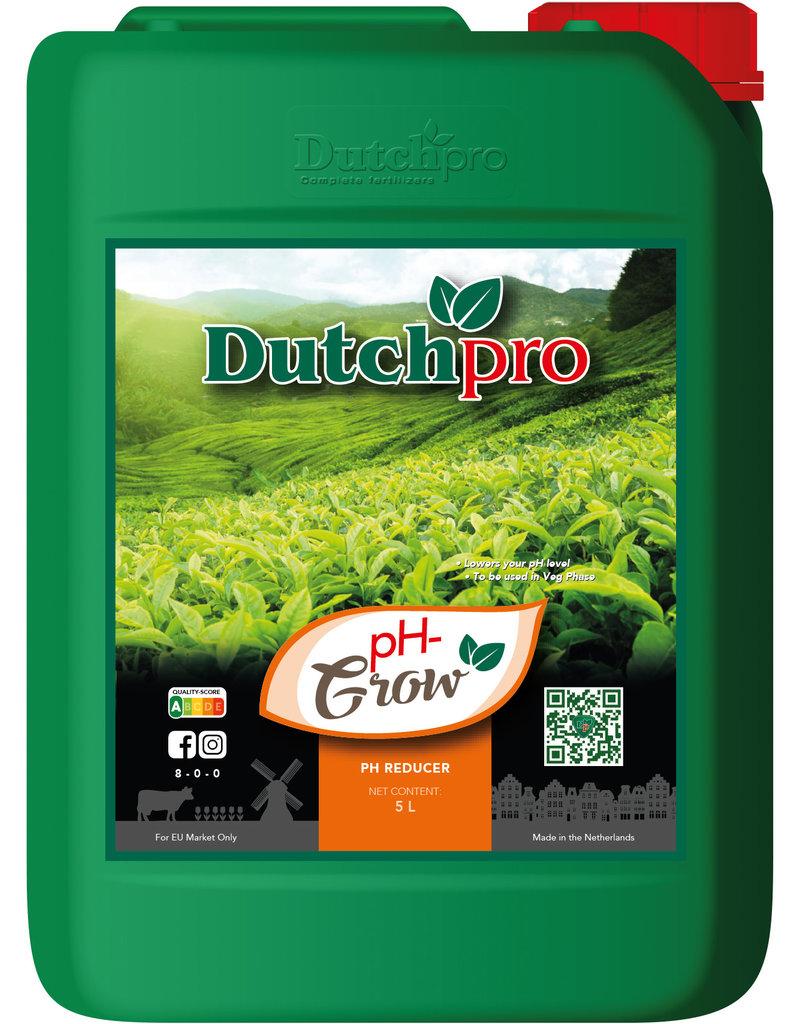 Dutchpro DutchPro pH - Grow 5 ltr