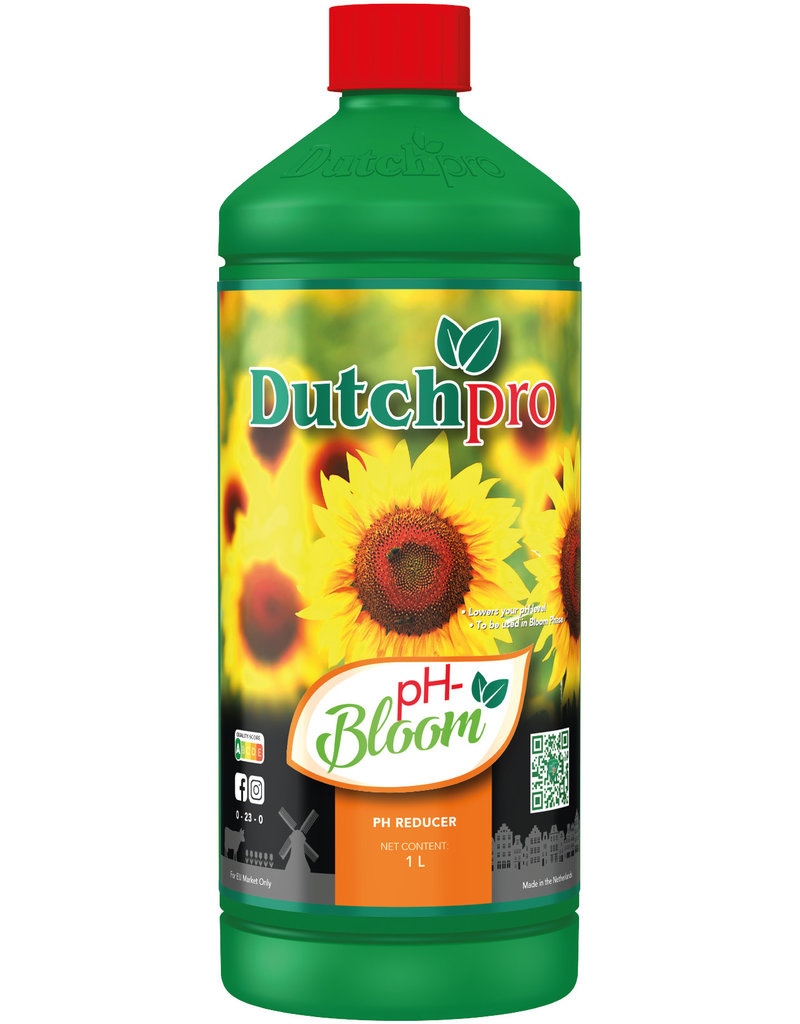 Dutchpro DutchPro pH - Bloom 1 ltr