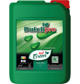 Dutchpro DutchPro Leaf Green 5 ltr