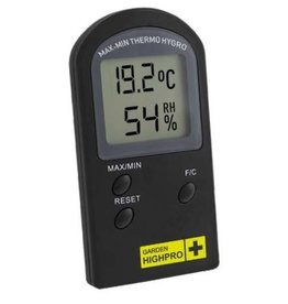 Garden Highpro Thermo- Hygrometer Basic