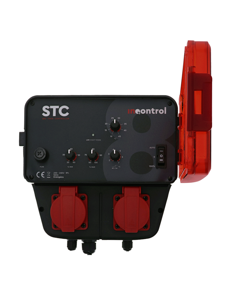 Inqontrol STC 8 Amp