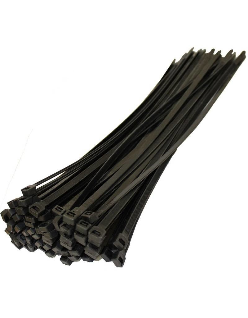Tiewraps 140x3,6 mm (100 stuck)