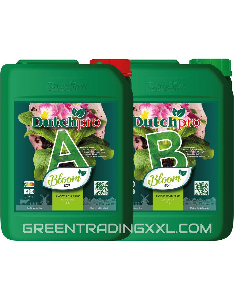 Dutchpro DutchPro Aarde/Soil Bloom A+B 5 ltr