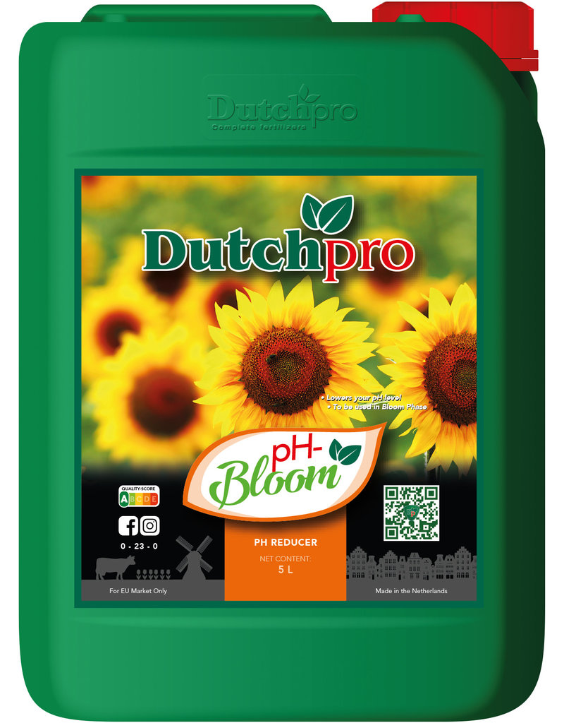 Dutchpro DutchPro pH - Bloei 5 liter