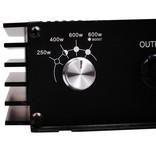 Lumii Black EVSA 600 Watt dimbaar