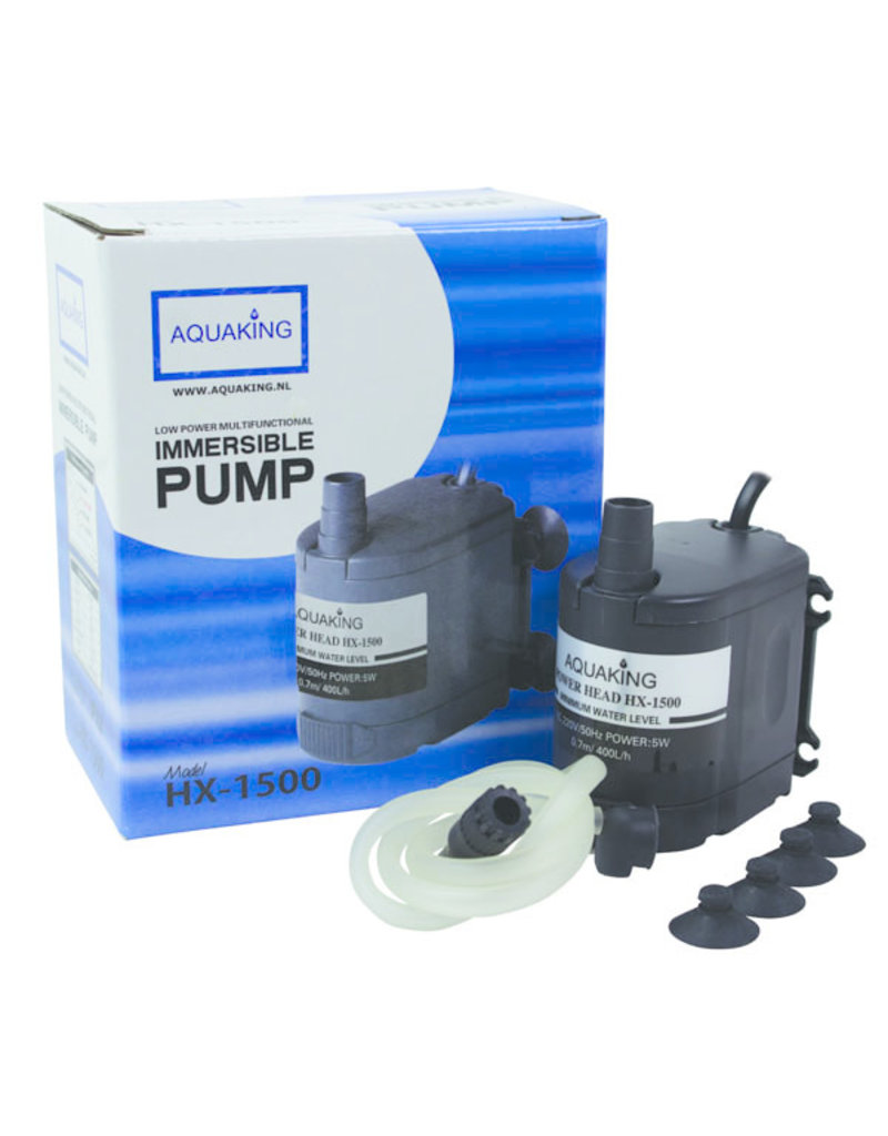 Aquaking Aquaking HX-1500 Circulatiepomp