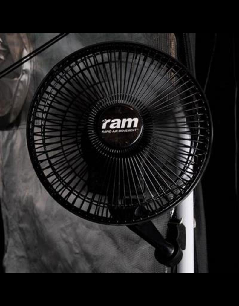RAM RAM Clipfan zwenkbaar