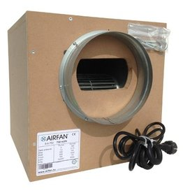 Airfan ISO-Box MDF 1200m³
