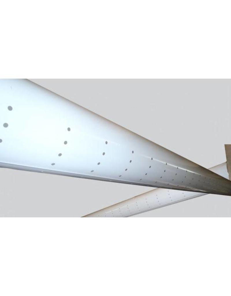 Luchtverdeelslang 250mm x 10mtr