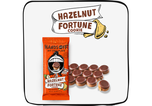 Hazelnut Fortune Cookie