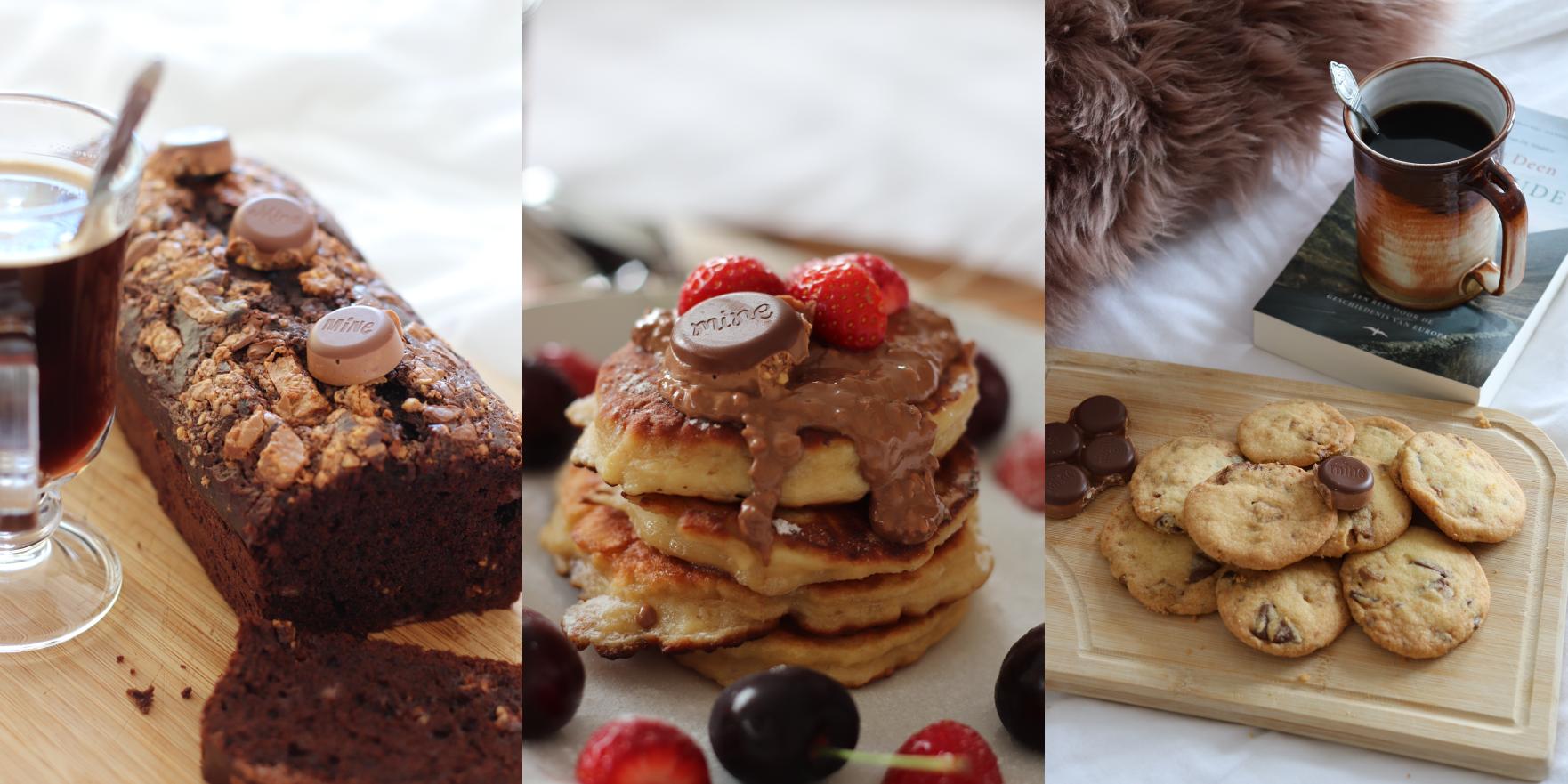3x makkelijke Vaderdag ontbijt-op-bed recepten mét chocolade
