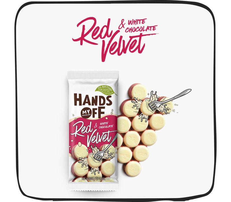 Red Velvet & White Chocolate