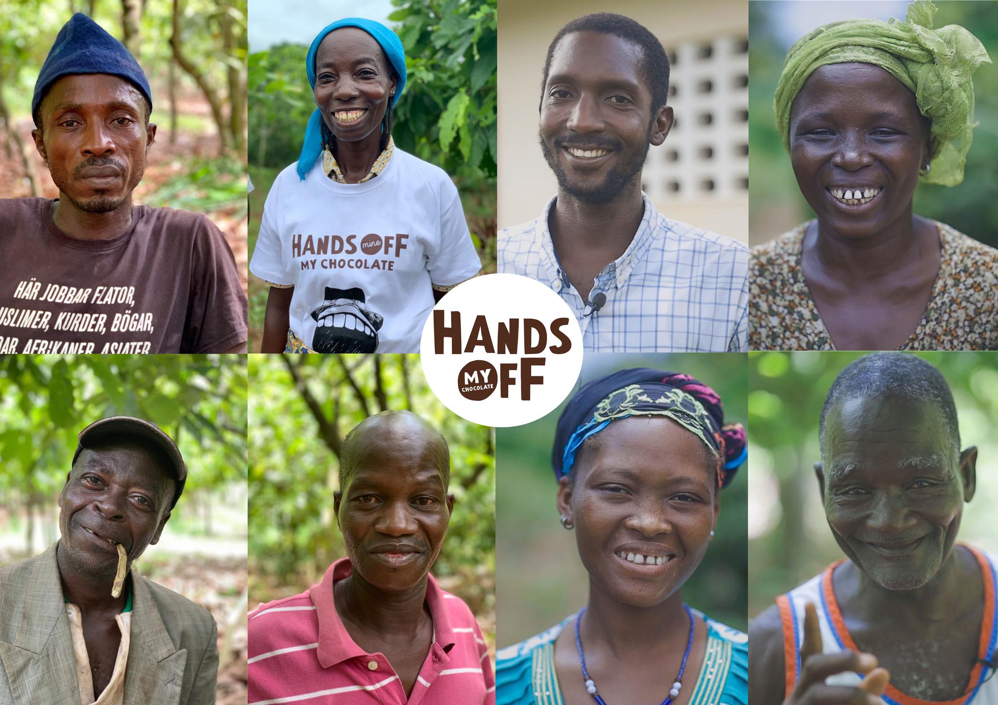 Eerste Cocoa Horizons-merk met  traceerbare cacaomassa