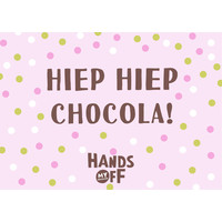 Hands Off My Chocolate Verjaardagsbox