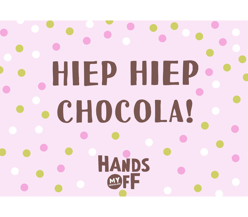 Hands Off My Chocolate Birthday Box