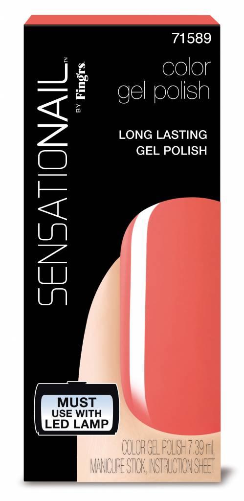 Sensationail | Gel Polish - Coral Sunset