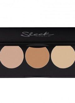 Sleek MakeUp | Corrector and Concealer palette - 02