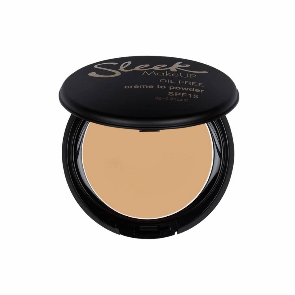 Sleek MakeUp   Creme To Powder Foundation - Calico