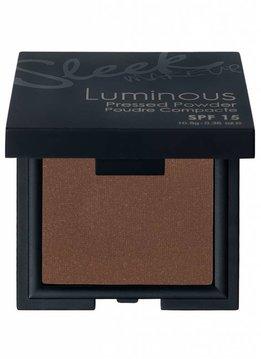 Sleek MakeUp | Luminous Pressed Powder - Dark