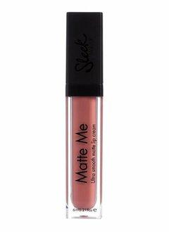Sleek MakeUp   Matte Me Lipgloss - Birthday Suit