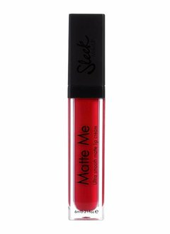 Sleek MakeUp   Matte Me Lipgloss - Rioja Red
