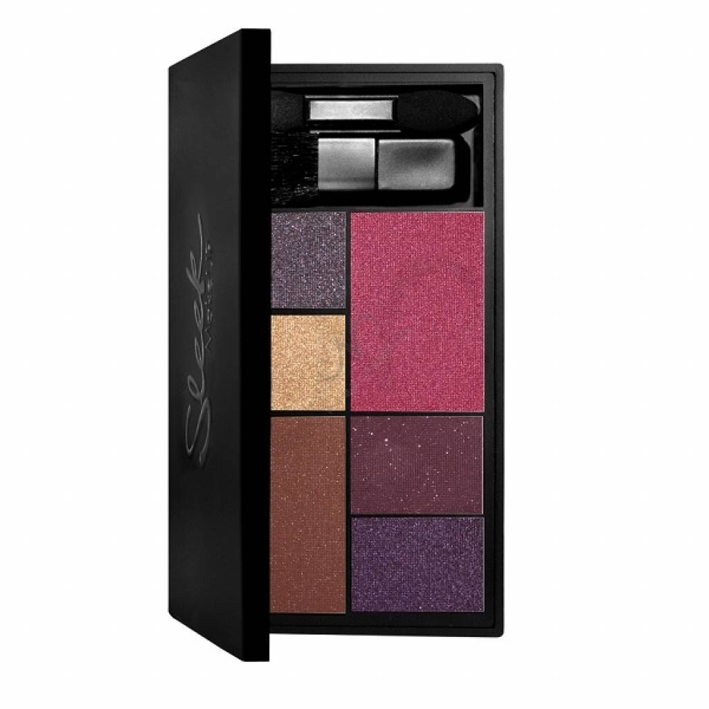 Sleek MakeUp | See You at Midnight Eye & Cheek Palette