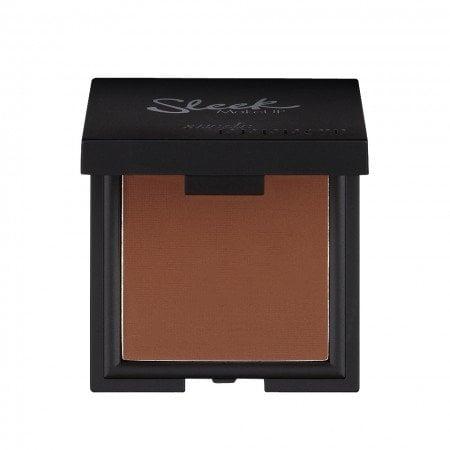 Sleek MakeUp   Suede Effect Pressed Powder - Dark