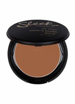 Sleek MakeUp   Creme To Powder Foundation - Sepia