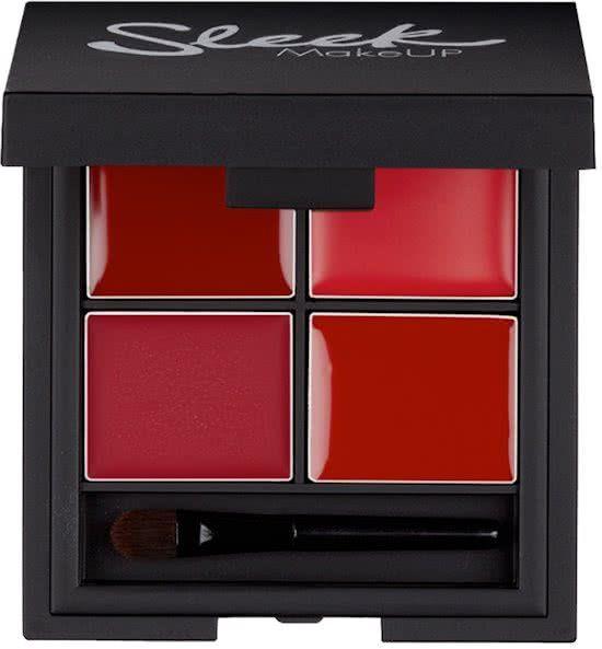 Sleek MakeUp | Lip 4 Palette - Tease