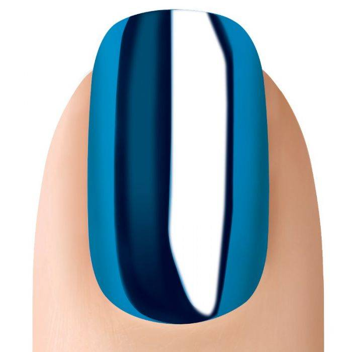 Sensationail | Chrome Powder - Blue