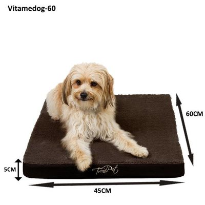 Hondenkussen VitaMeDog Bruin