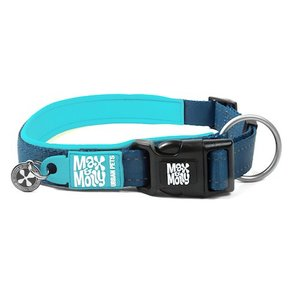 Max & Molly Halsband Matrix Blauw