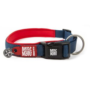 Max & Molly Halsband Matrix Rood