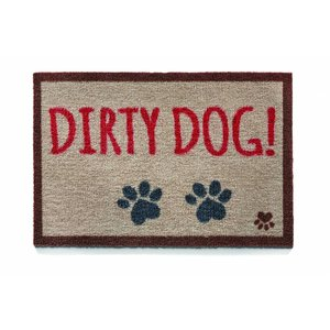 Howler & Scratch Vloermat Dirty Dog 50x75cm