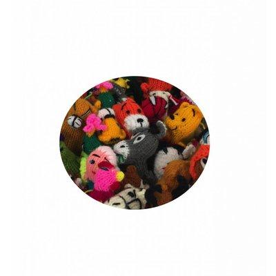 Barn Yarn 5 Barn Yarn Catnip poppetjes - Assorti geleverd