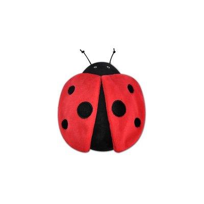 P.L.A.Y. Hondenspeeltje Pluche Ladybug
