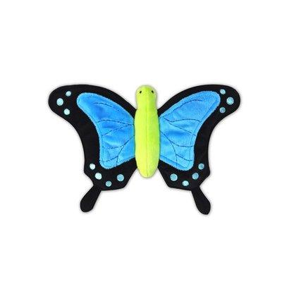 P.L.A.Y. Hondenspeeltje Pluche Butterfly
