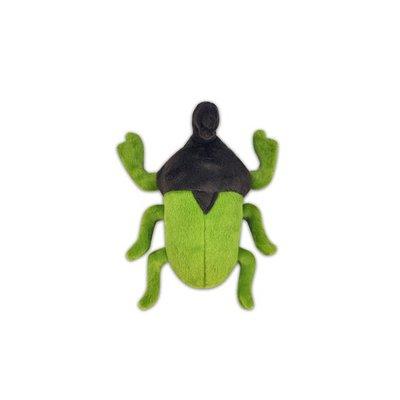 P.L.A.Y. Hondenspeeltje Pluche Rhino Beetle