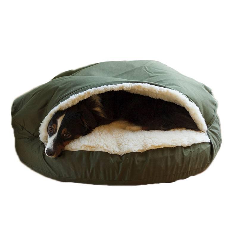 Dè nieuwe hondenmand sensatie: de snoozer