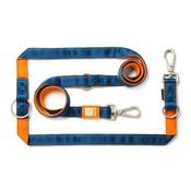 Hondenriem Multi Matrix Oranje