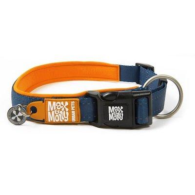 Hondenhalsband Matrix Oranje