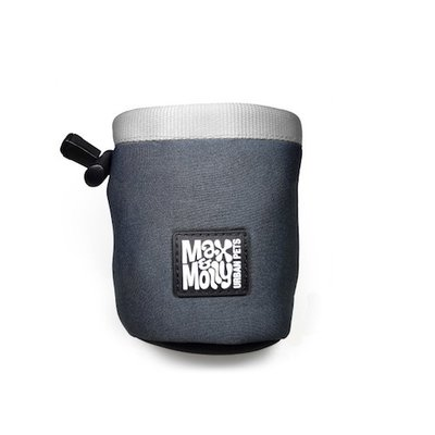 Max & Molly Treat bag silver