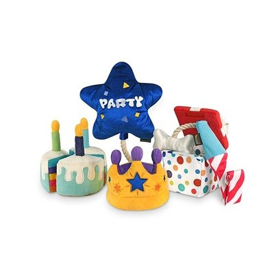 Party Time Collection -Raise the Woof Party Horn