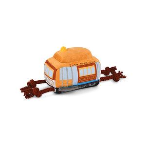 Canine Commute - San Pup-cisco Cable Car