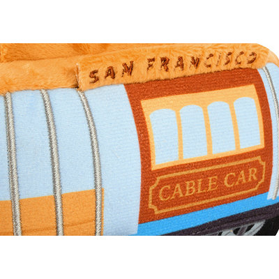 PLAY Canine Commute - San Pup-cisco Cable Car