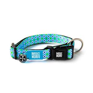 Halsband Retro Blue