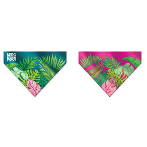 Max & Molly Bandana Tropical