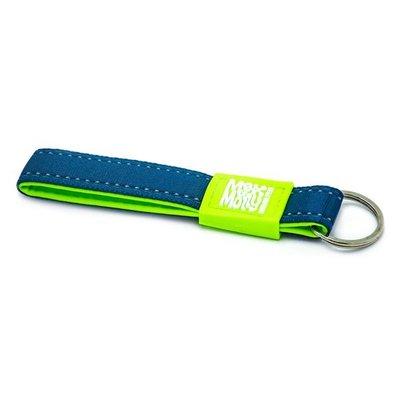 Key Ring matrix green