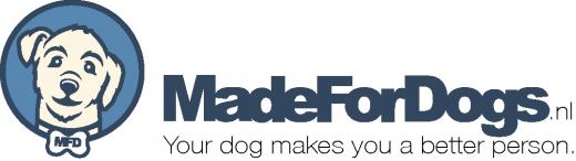 MadeForDogs Online Hondenspeciaalzaak - Gespecialiseerd in bijzonderheden.